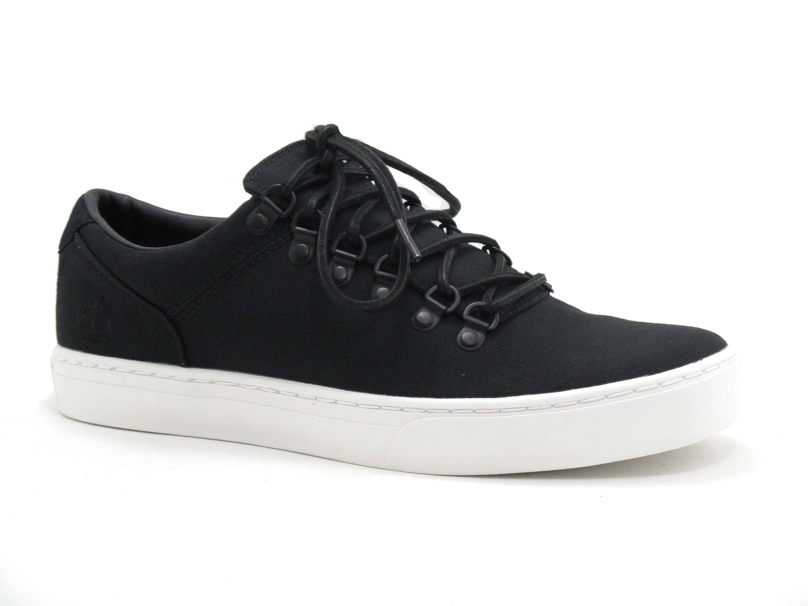 Timberland Chaussure en Toile Homme Timberland - Noir - Point. 40,41,42,43,44,45,46
