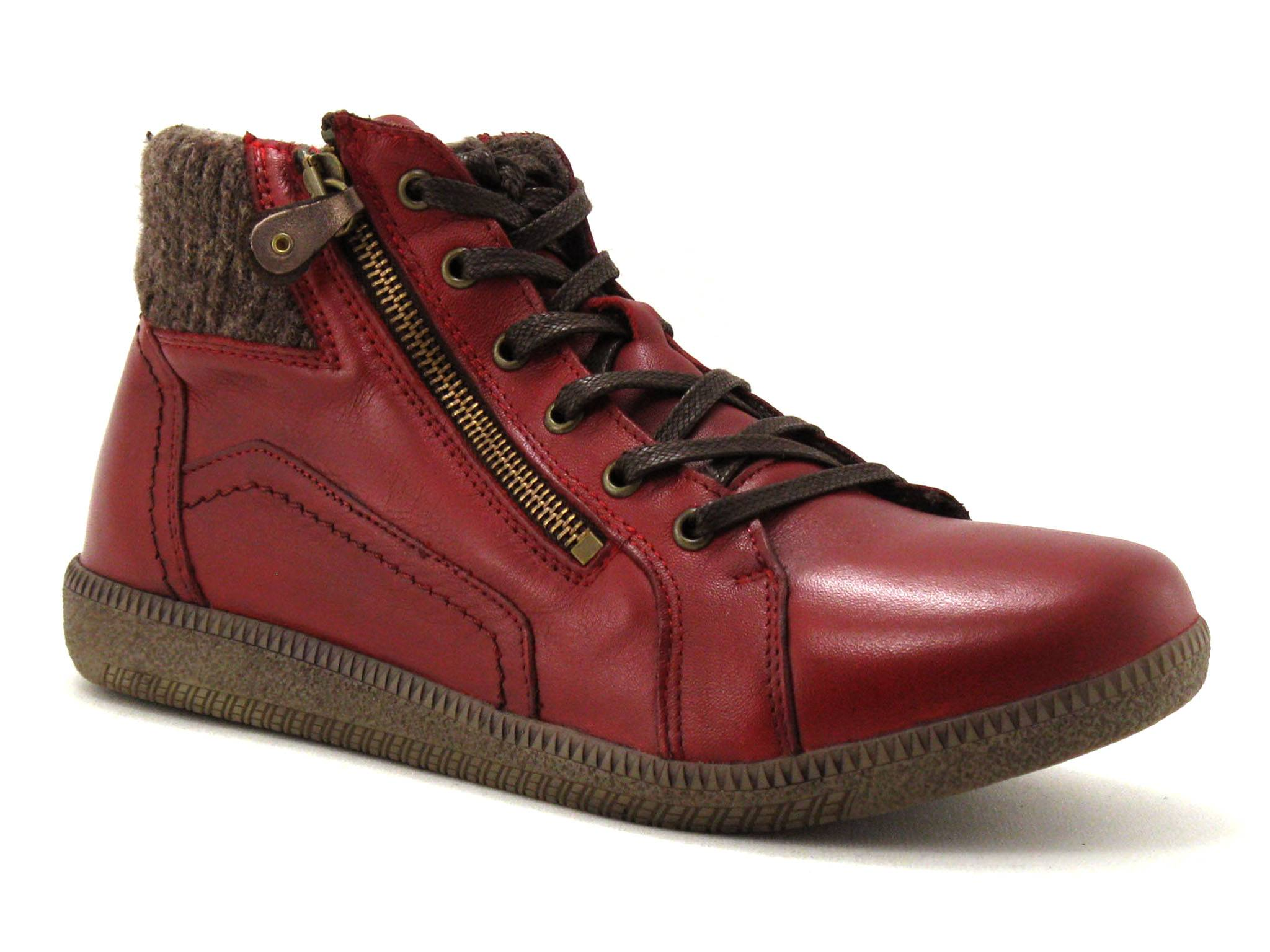 Moran's Chaussure montante Femme Moran's - Rouge - Point. 36,37,38,39,40,41