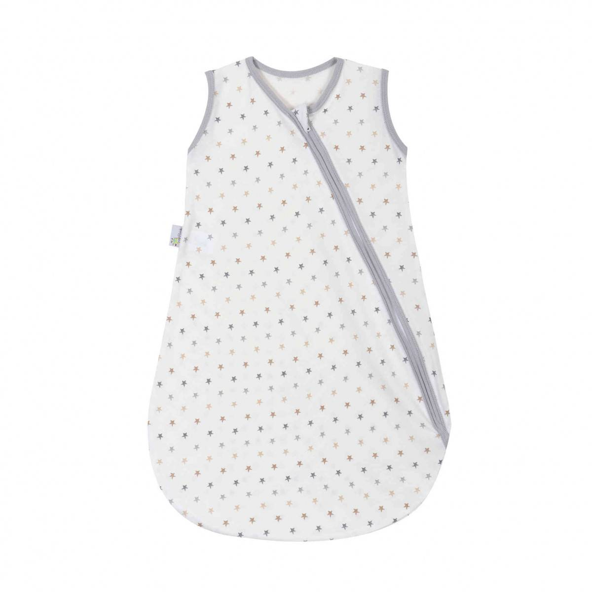 Ptit Basile Gigoteuse bébé été coton bio Mini stars 0-6 mois