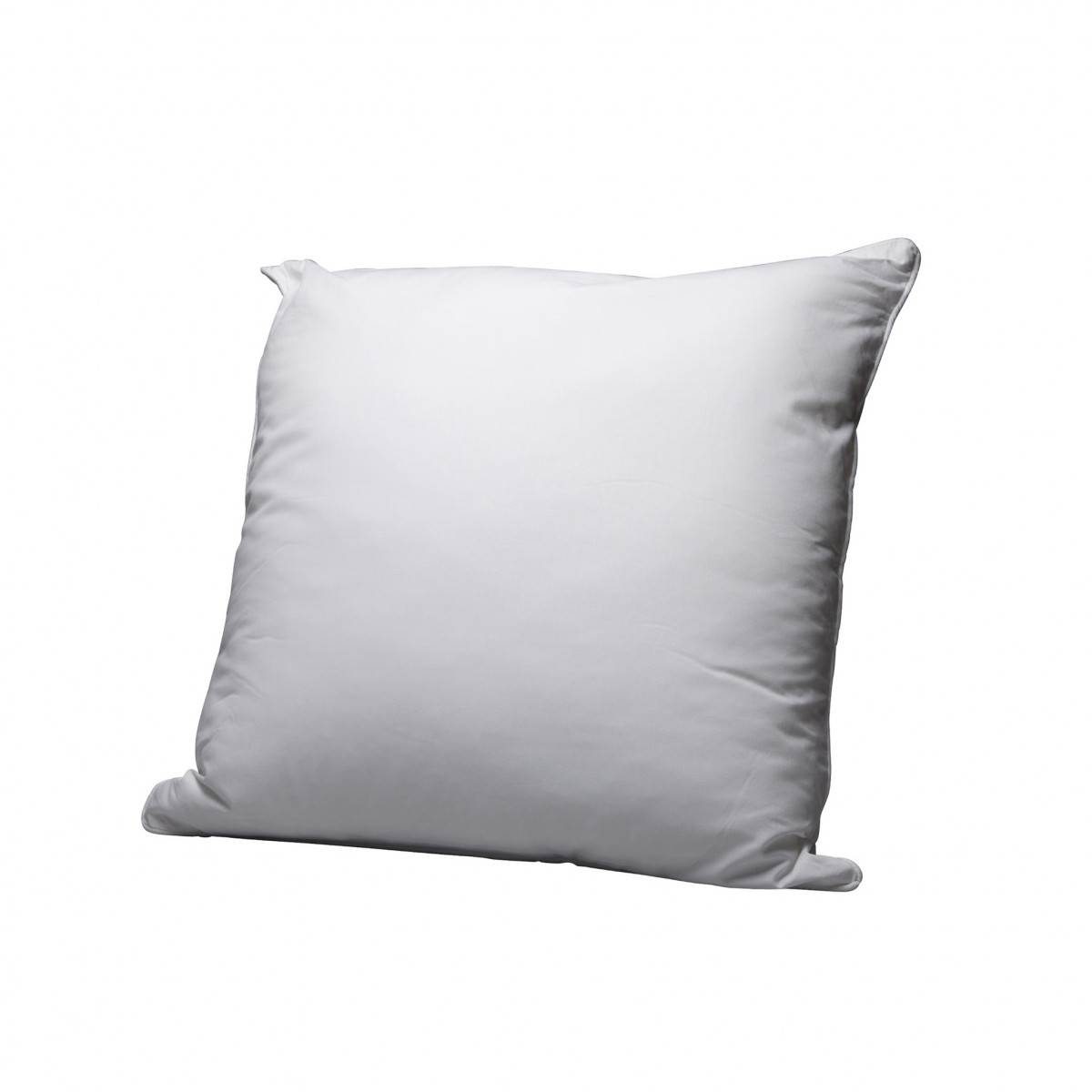 Someo Oreiller éco naturel moelleux enveloppe coton bio SOMEO 60x60