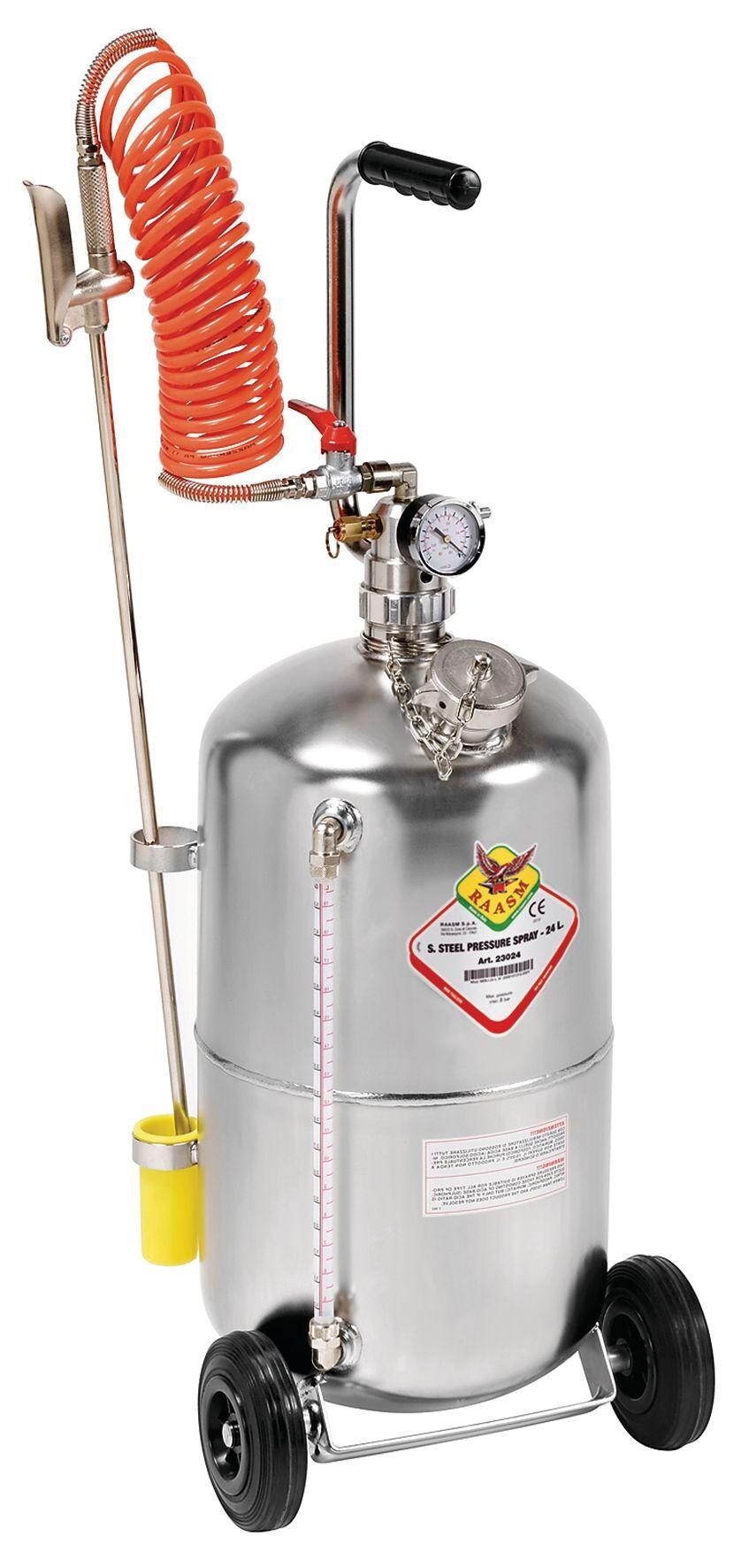 Raasm Pulvérisateur inox huile-désinfectant 24l Raasm RA.23025
