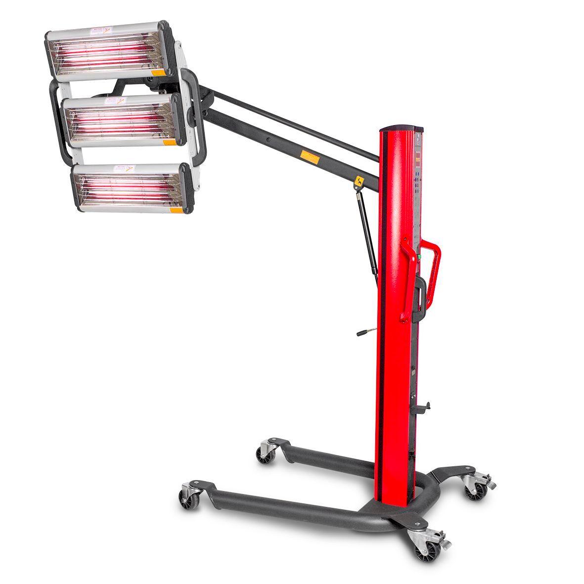 Mw-tools Sécheur de peinture infrarouge professionnel mobile 3300 W MW-Tools LD3P