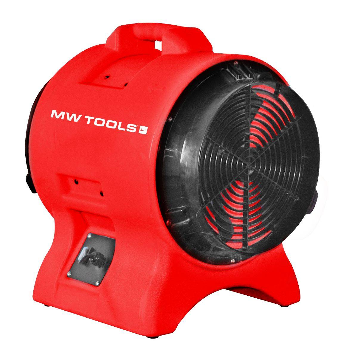 Mw-tools Ventilateur extracteur portable 200 mm - 250 W MW-Tools MV200PP