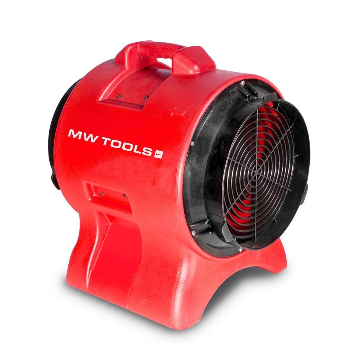 Mw-tools Ventilateur extracteur mobile 300 mm - 750 W MW-Tools MV300PP