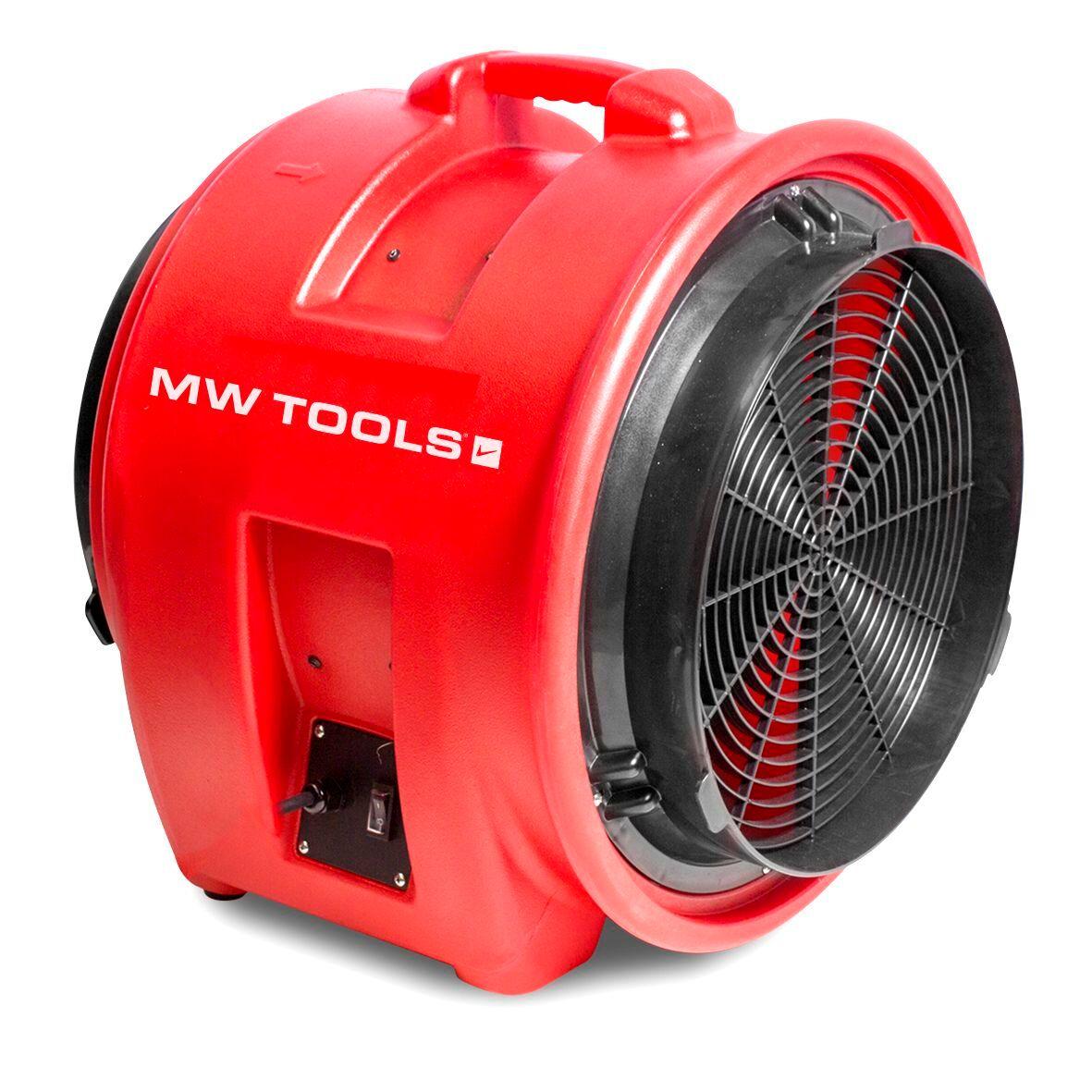 Mw-tools Ventilateur extracteur mobile 400 mm - 700 W MW-Tools MV400PP