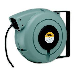 Zeca Enrouleur électrique 20 m - 4G 2,5 mm² Zeca 7425 - Publicité