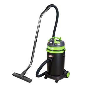 Cleancraft Aspirateur sans sac industriel, 37L filtre classe M Cleancraft DRYCAT 137 RSCM - Publicité