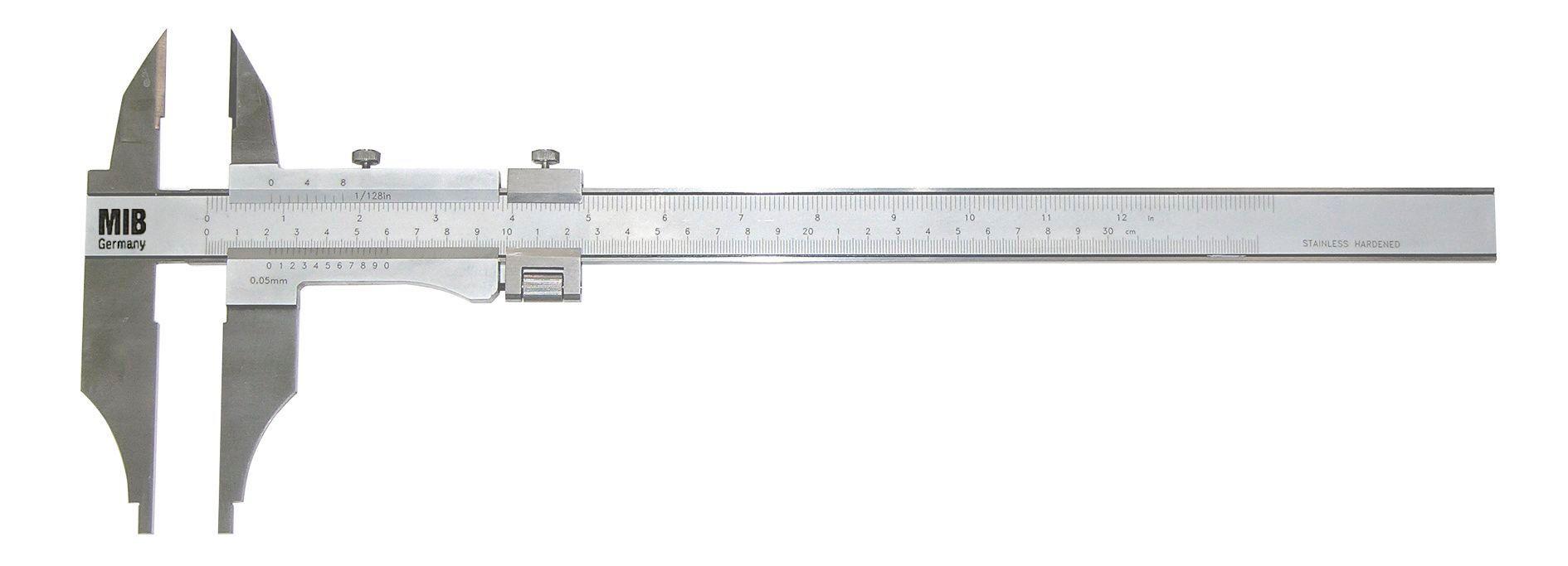 Limit Pied à coulisse à double becs métrique / inch Limit CALI615