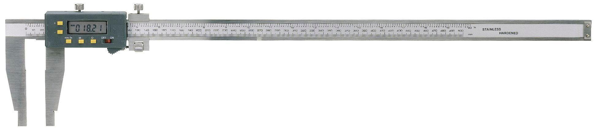 Limit Pied à coulisse digital long de 500 à 1500 mm Limit CALDI500