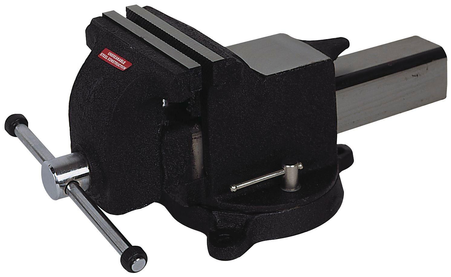 Mw-tools Étau d'établi à mors parallèles - acier MW-Tools BAGSY6