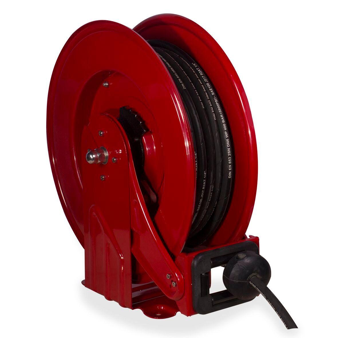 Mw-tools Enrouleur graisse 15 m - 3/8 MW-Tools SHV3815