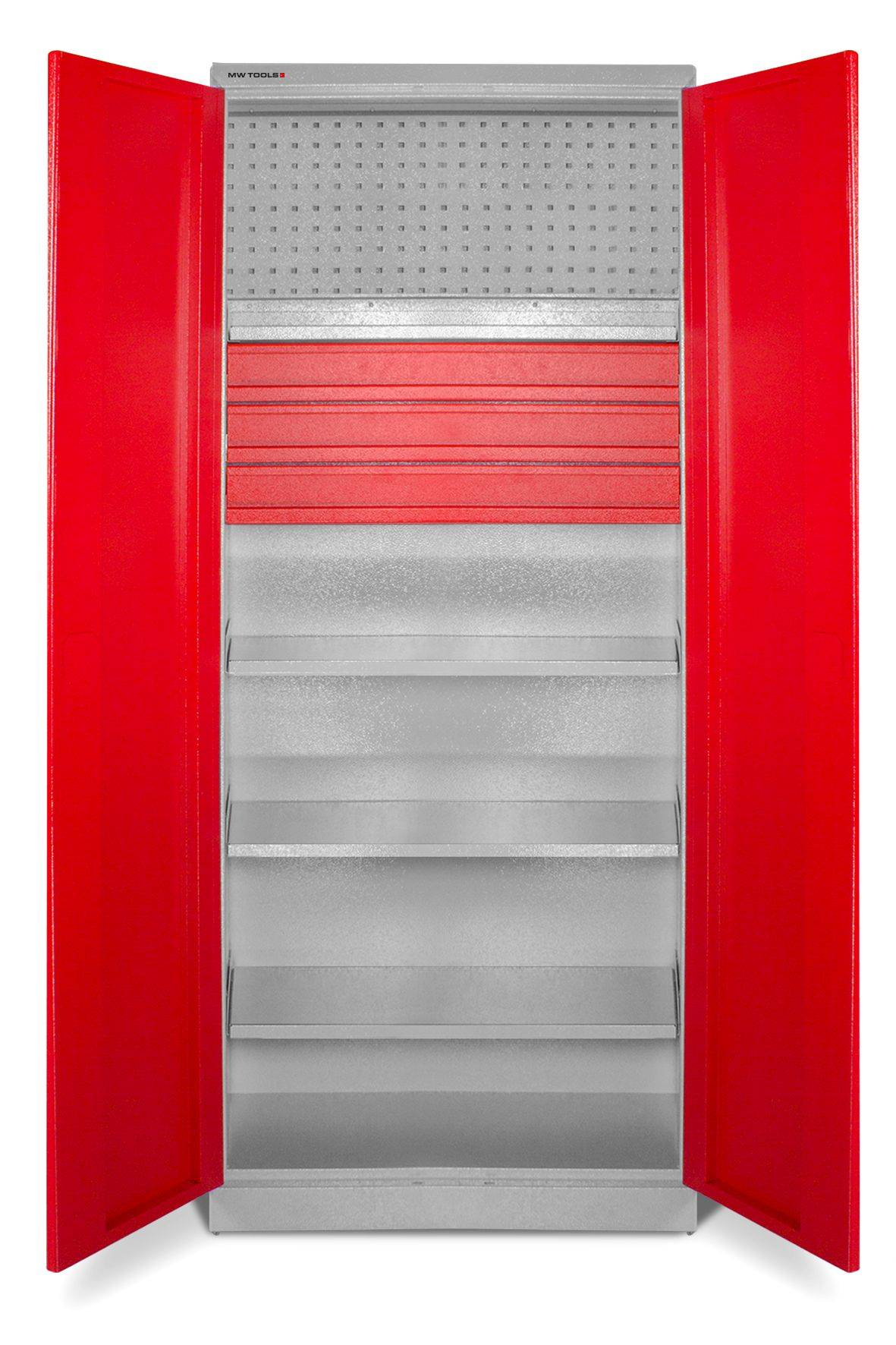 Mw-tools Armoire de rangement universelle étagères et tiroirs MW-Tools DEK7838L