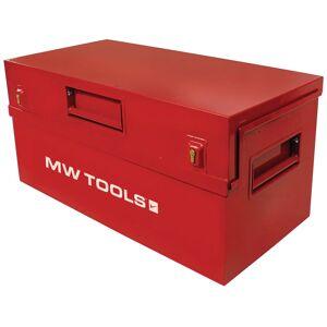 Mw-tools Coffre de chantier métal 195 L MW-Tools MWB195 - Publicité
