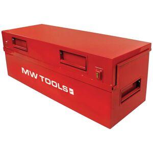 Mw-tools Coffre de chantier métal 265 L MW-Tools MWB265 - Publicité