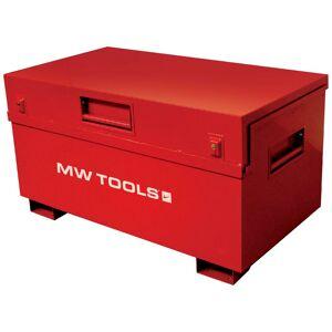Mw-tools Coffre de chantier métal 445 L MW-Tools MWB445 - Publicité