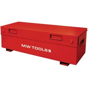 Mw-tools Coffre de chantier métal 700 L MW-Tools MWB700 - Publicité