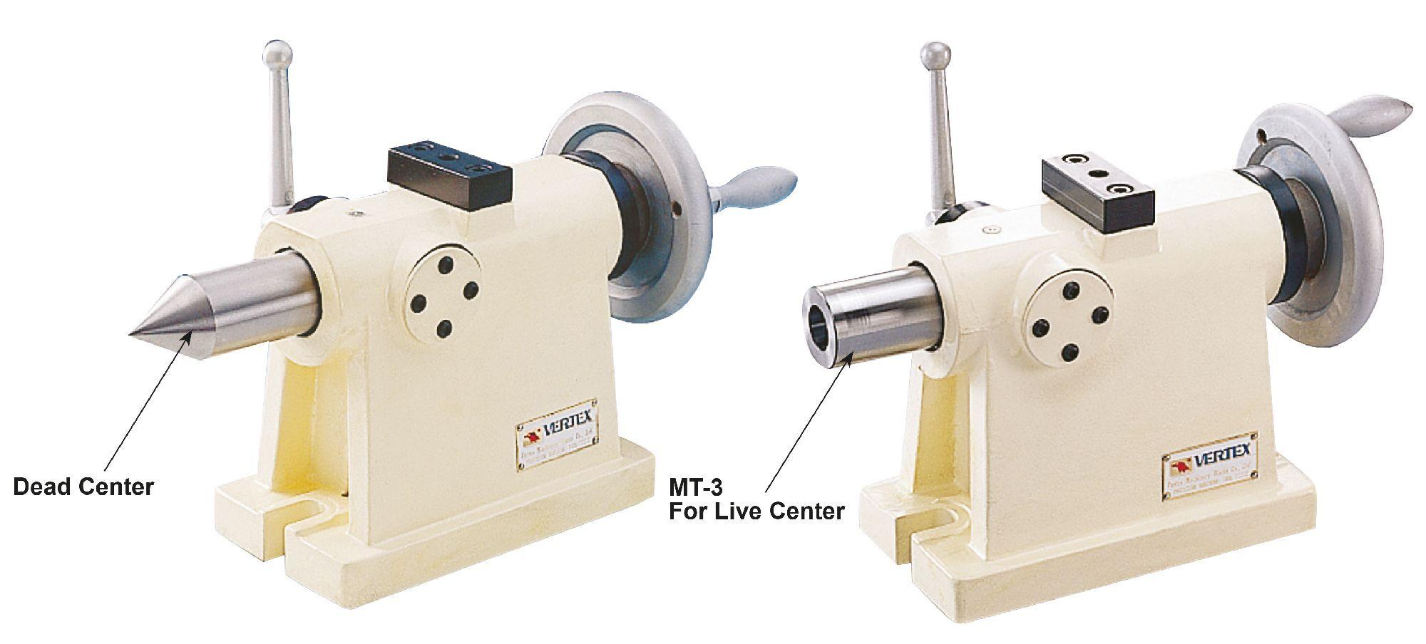 Vertex Contre-pointe 210 mm CM3 Vertex TS-210-MT3