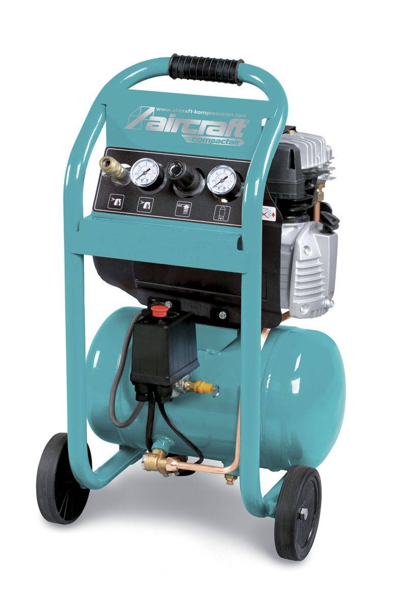 Aircraft Compresseur de chantier mobile HOS 10 bars - 10 l Aircraft COMPACT-AIR 265/10 E
