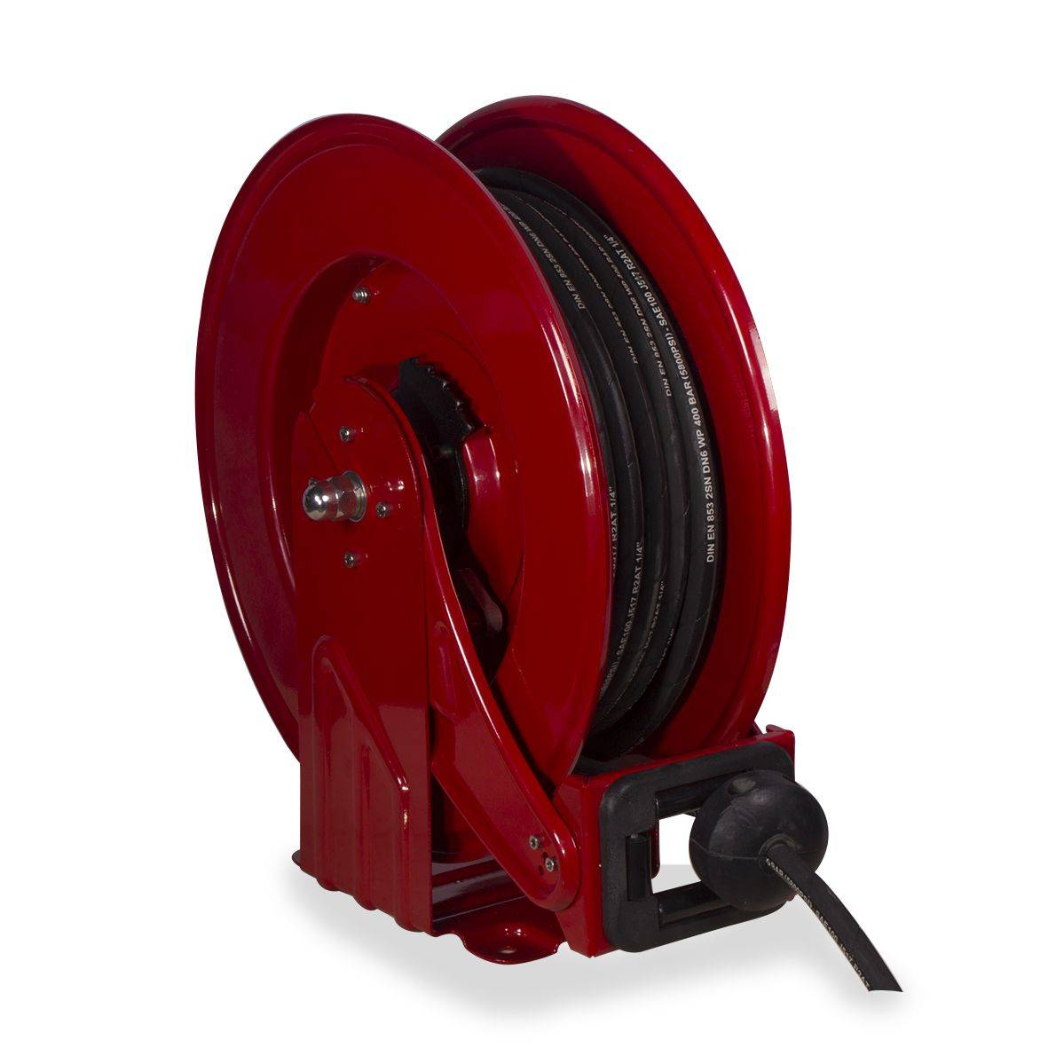 Mw-tools Enrouleur graisse 15 m - 1/4 MW-Tools SHV1415