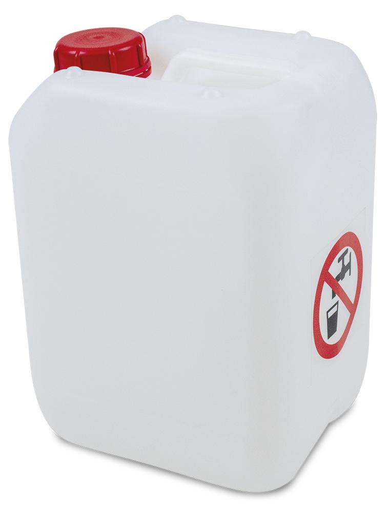 Lioninox Bidon d´eau de 10 litres pour lave main autonome (eau sale) 190x310x210 mm