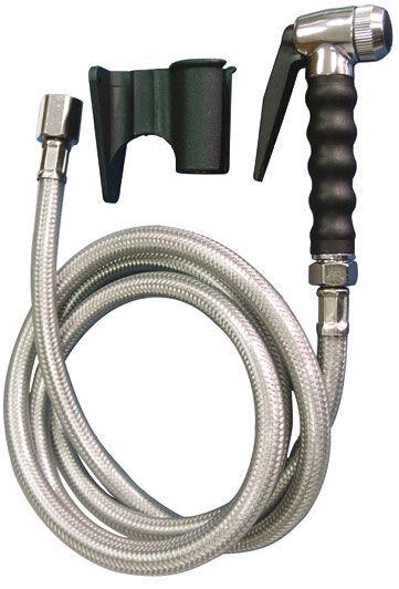 Lioninox Robinet douche pour fours avec tuyau en inox