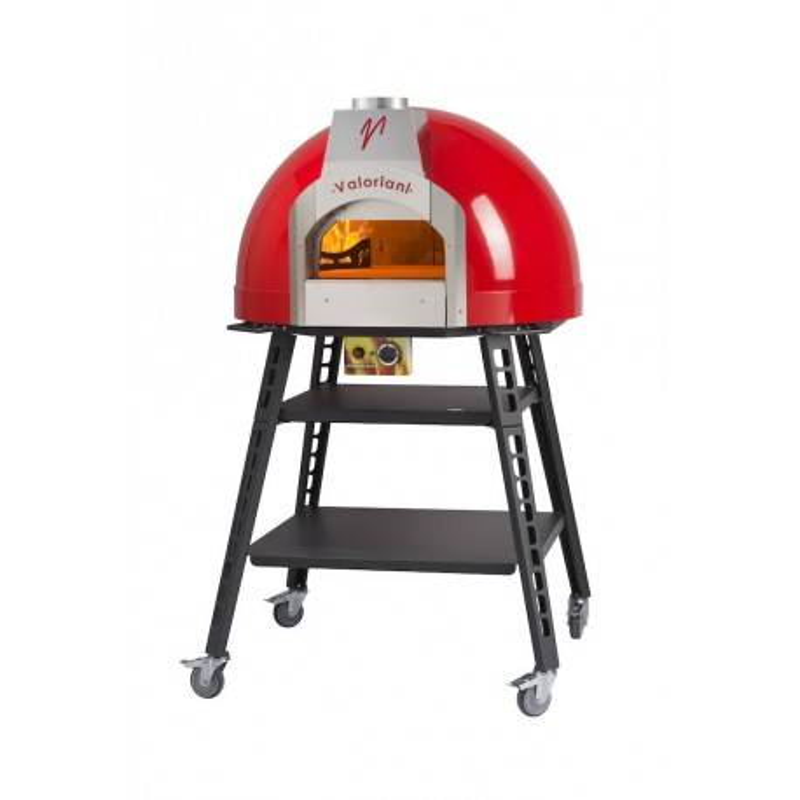 VALORIANI Four à pizza gaz MillbergM2M Baby 75 + base VALORIANI