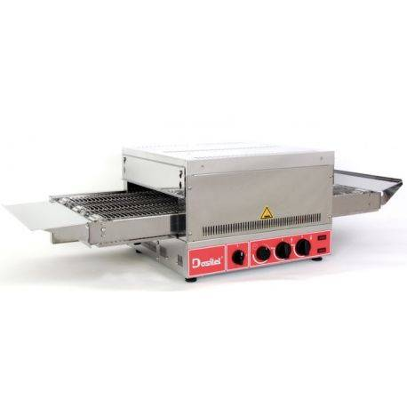 DOSILET Four à pizza convoyeur TT6000 ML1300 DOSILET
