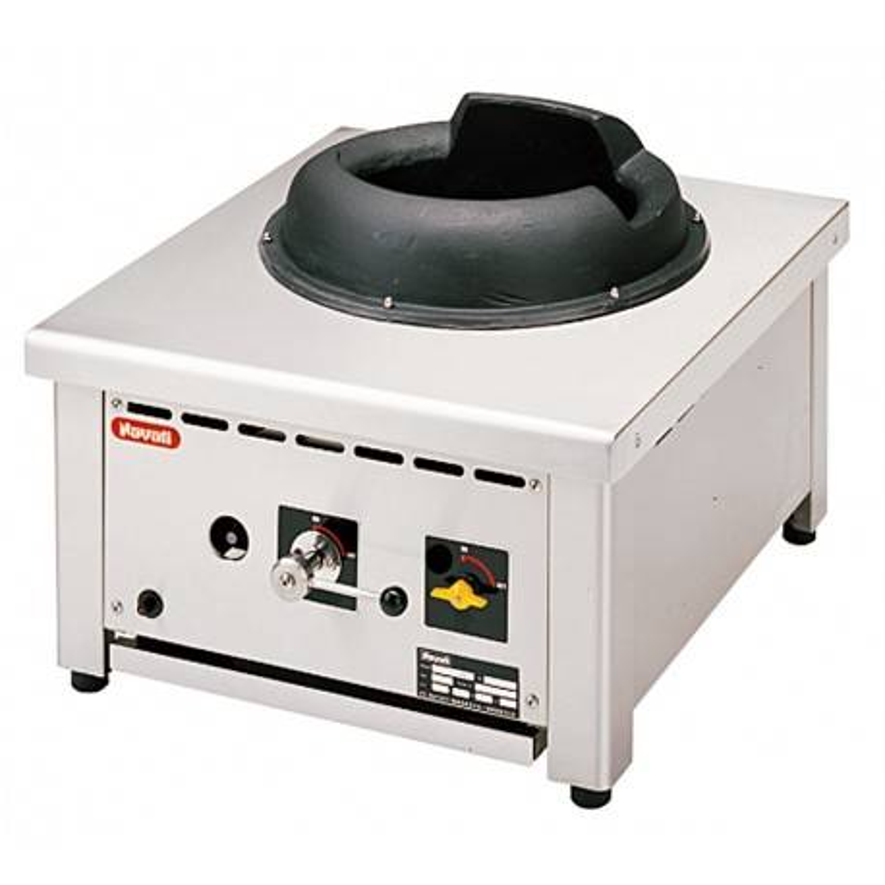 NAYATI Wok gaz série 650 - 1 feu NAYATI