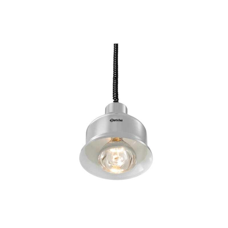 Bartscher Lampe Chauffante Infrarouge