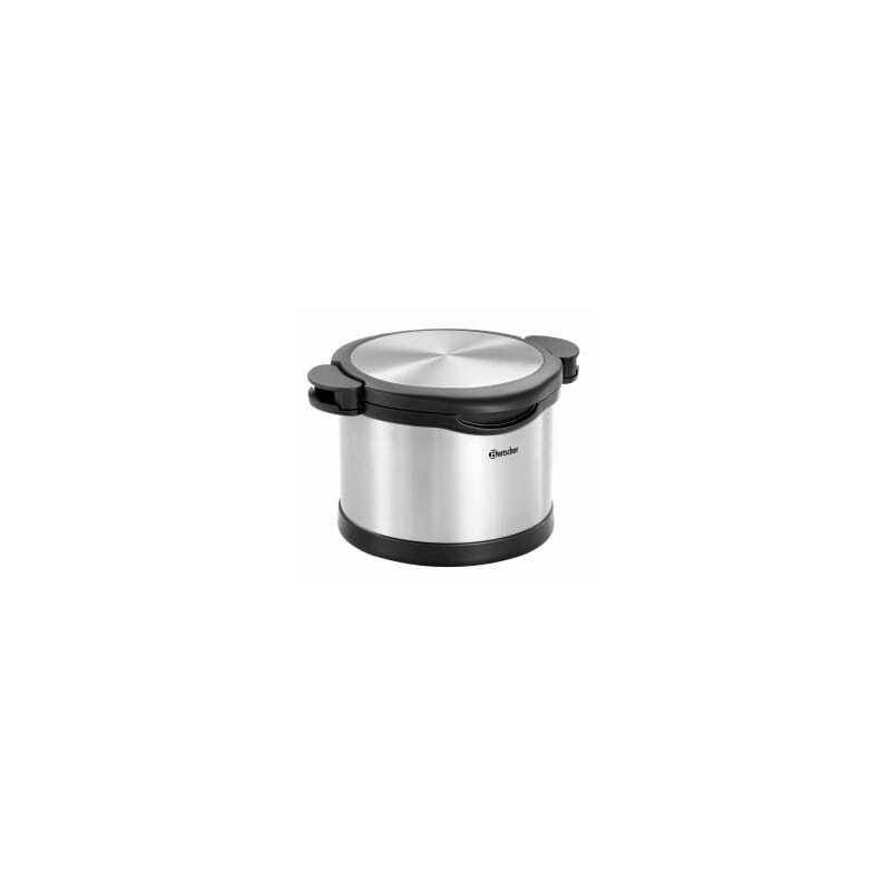 Bartscher Kit Marmite Isotherme 6 L