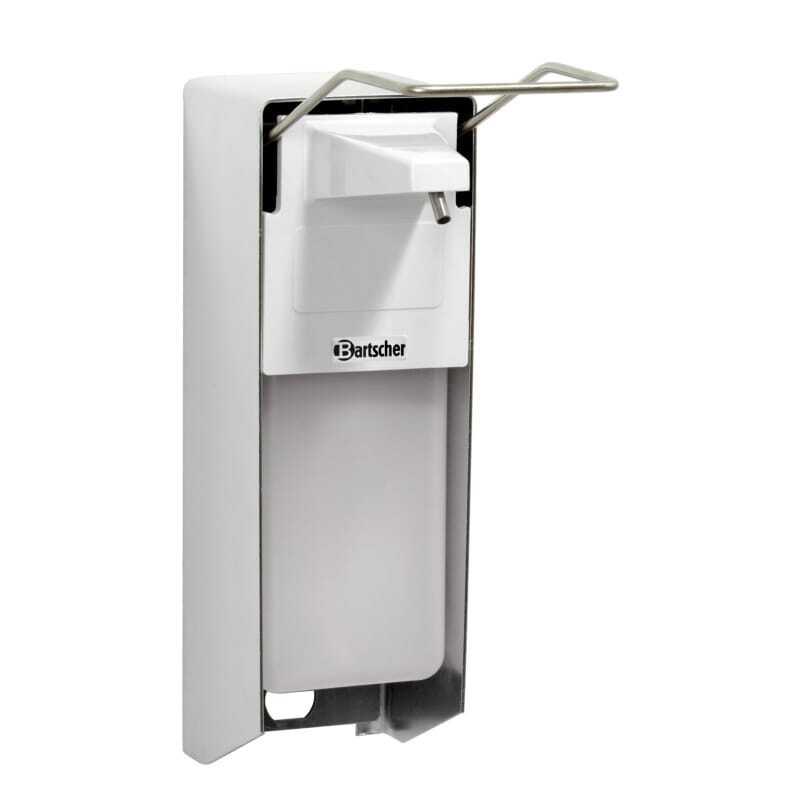 Bartscher Distributeur de Savon en Aluminium - 1 Litre