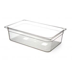 HENDI Bac Gastronorme en Tritan-Plastique GN 1/1 - 21 L - H 150 mm - Publicité