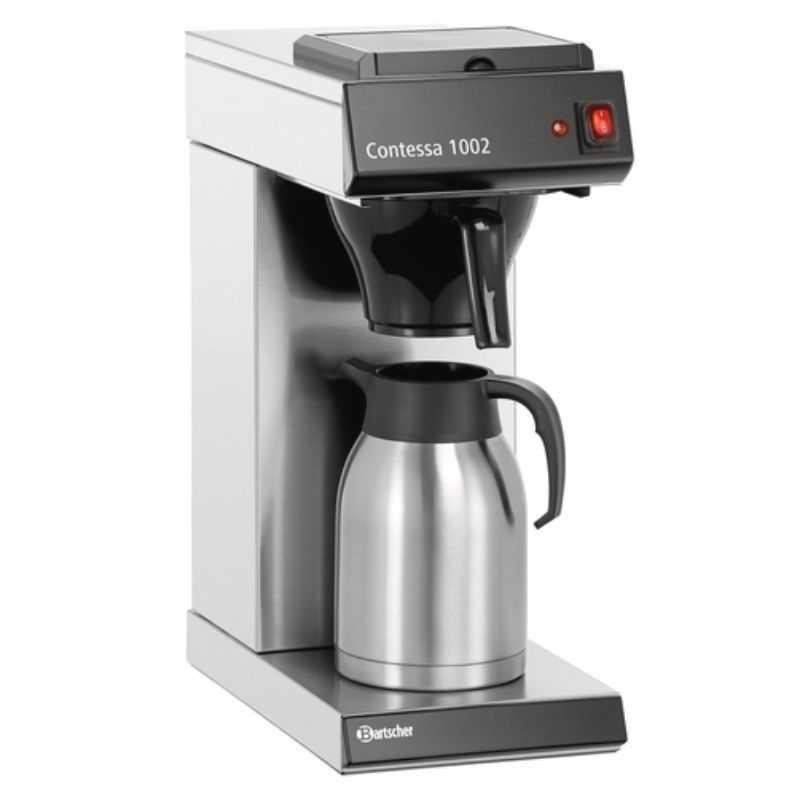 Bartscher Machine à Café Contessa 1002 Cafetière Thermos