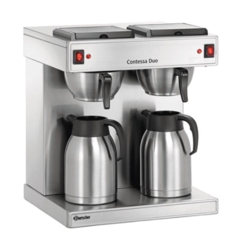 Bartscher Machine à Café - Contessa Duo