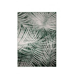 Zuiver Tapis Palm 170x240cm Vert tissu synthétique