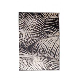 Zuiver Tapis Palm 170x240cm Noir tissu synthétique