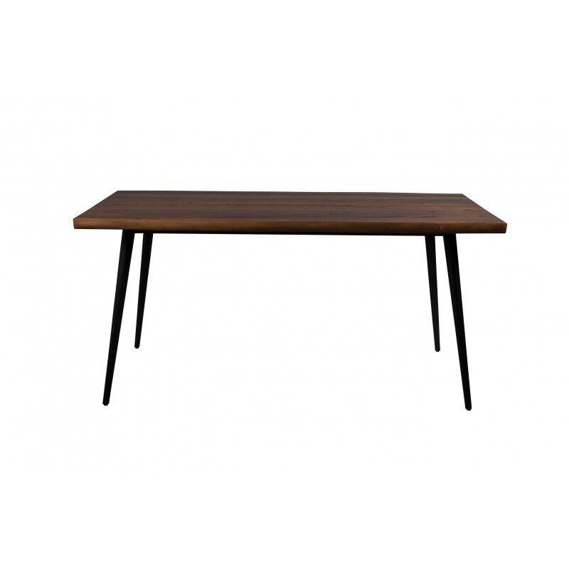 """Dutchbone """"Table de repas Alagon bois et métal"""""""
