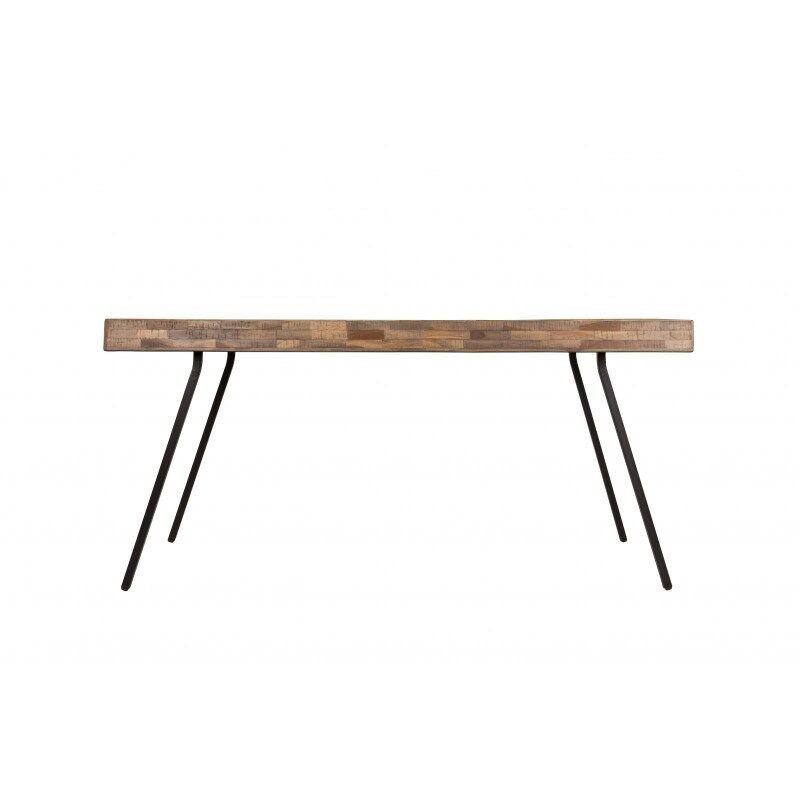 BOITE A DESIGN Table à manger en teck - SURI TABLE - Boite à design Bois