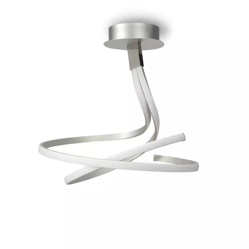 """MANTRA """"Plafonnier design double - NUR - ampoule led deco mantra"""""""