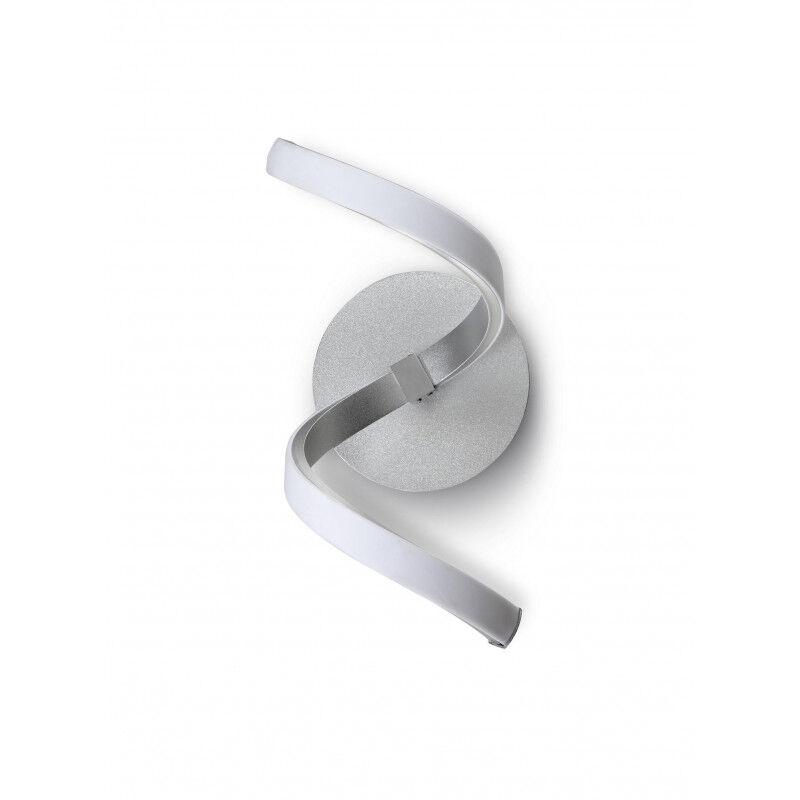 MANTRA Applique design - NUR - ampoule led deco mantra Gris Métal