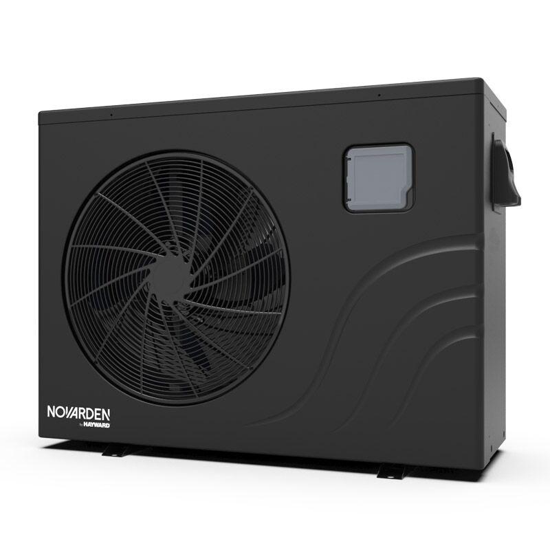 Novarden Pompe à chaleur de piscine NOVARDEN NSH160f by HAYWARD avec technologie Full Inverter pour bassins jusqu'à 70m3