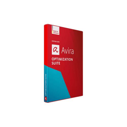 Avira Optimization Suite 1 Appareil 1 An
