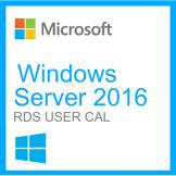 Microsoft Windows Server 2016 Rds/tse User Cal 50 Utilisateurs