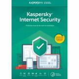 Kaspersky Internet Security 2019 - 1 Poste - 1 An