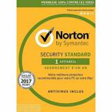 NORTON Oem Norton Security 2019 Standard - 1 Appareil - 1 An