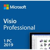 Microsoft Visio Professionnel 2019