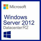 Microsoft Windows Server Datacenter 2012 R2 4 Processeurs