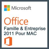 Microsoft Pack Office Famille Et Petite Entreprise 2011 Pour Mac