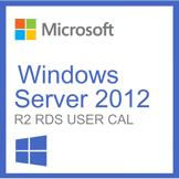 MICROSOFT Windows Server 2012 R2 Rds/tse User Cal 50 Utilisateurs