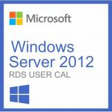 Microsoft Windows Server 2012 Rds/tse User Cal 5 Utilisateurs